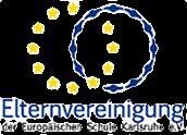 Logo Elternvereinigung -Europäischen Schule Karlsruhe e.V.